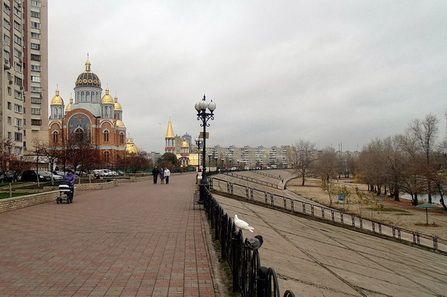 Сдам долгосрочно 2 к, г. Киев                               в р-не Оболонь                                 фото